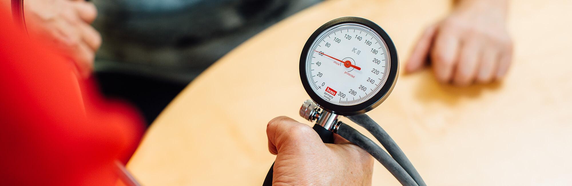 Hausarzt Ampfing - Feige - Slider Leistungen