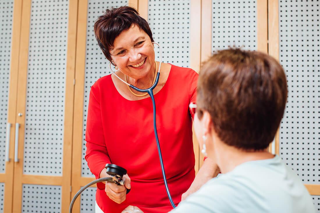 Hausarzt Ampfing - Feige - Leistungen - Prävention in unserer Praxis
