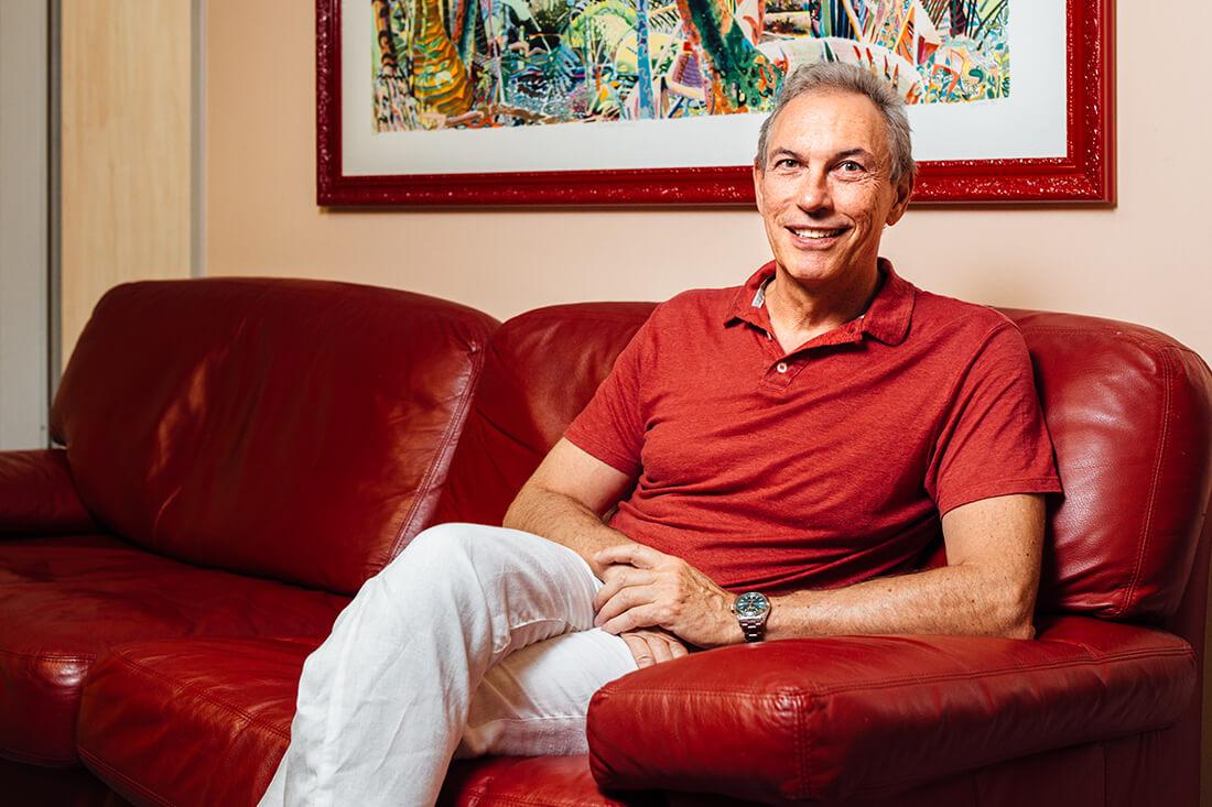 Hausarzt Ampfing - Feige - Portrait von Stefan Feige